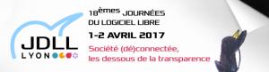 Bannière des JDLL 2017