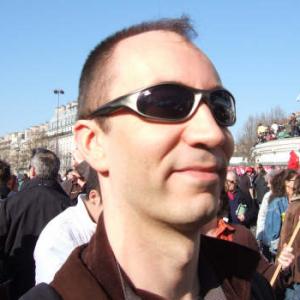 Thomas Richard, Vice-Trésorier